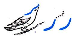 آموزش خط تحریری آموزش نوشتن ر مرغی متصل