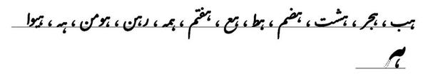 آموزش قواعد سطر نویسی در خوشنویسی با خودکار و آموزش تحریر حرف هآموزش قواعد سطر نویسی در خوشنویسی با خودکار و آموزش تحریر حرف ه