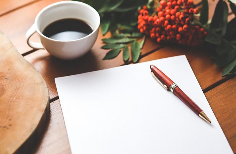 نامه نوشتن
